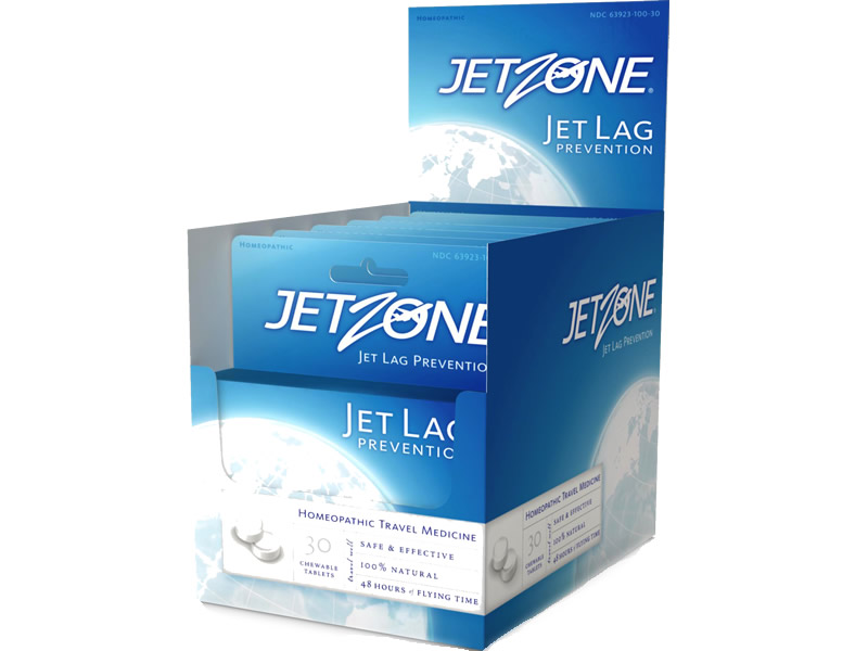 Homeopathic Jet Lag Remedy | JetZone®